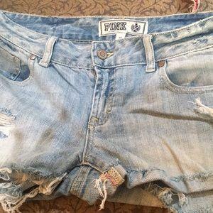 VS shorts! Peek at my closet! Bundles=savings